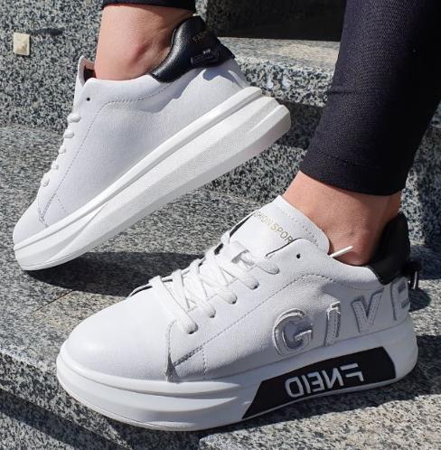 Жіночі кросівки Inshoes білі