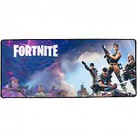 Игровая поверхность коврик для мыши 30x70x0.3 см Fortnite F700-1