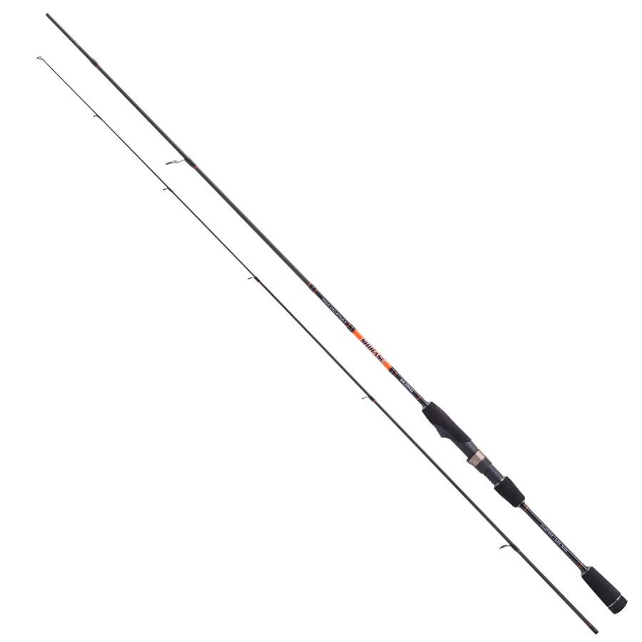 Balzer Shirasu IM-8 Pro Staff Trout Collector 6 1,85m