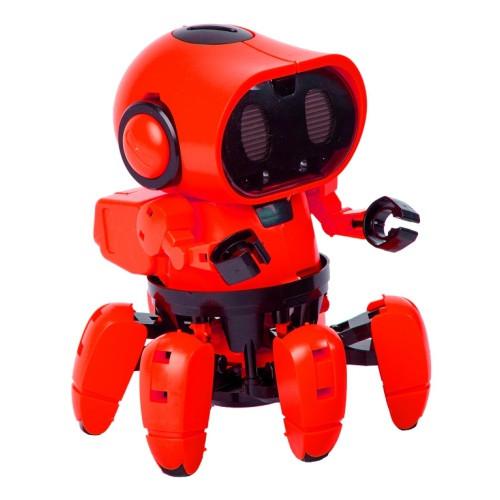 Робот конструктор інтерактивний Tobbie Robot HG 715 червоний