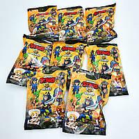 Фигурки Бравл Старс игровая карта в комплекте с фигуркой 7 см 8 героев Brawl stars Heros 13