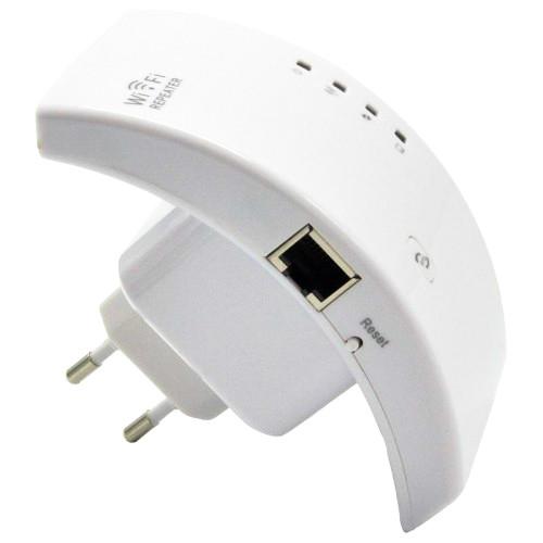 Беспроводной усилитель WIFI репитер сигнала расширитель диапазона Wireless ретранслятор UKC 300 Мбит/с