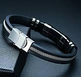 Мужской браслет Primo Silver Snake, фото 6