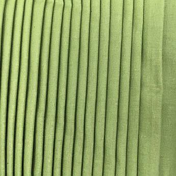 Польская хлопковая ткань зеленая 160 см