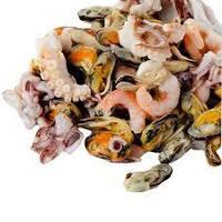 Коктейль з морепродуктів 300г Фіорд