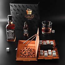 Камни для виски 16 камней деревянная упаковка ( Сертификат), фото 3