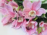 "Букет орхидеи ""Люкс"" (12 веток), розовый, фото 2"