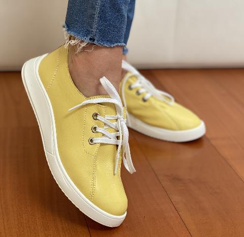 Жіночі кеди Inshoes жовті