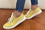 Жіночі кеди Inshoes жовті, фото 7