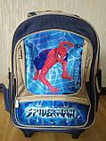 Рюкзак на колесах  для детей школьного  возраста , съемный троллей   размер 42Х30Х15, фото 2