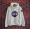 Топове чоловіче худі Heron Preston x NASA classic White