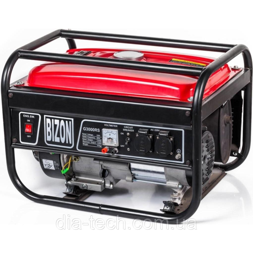 Генератор бензиновый Bizon G 3000 RS