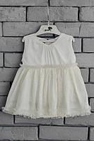 Детское платье молочное праздничное Flavien 7005