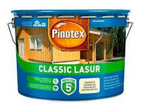 Pinotex Classic Lasur 10л Деревозащита Пинотекс Классик Лазурь