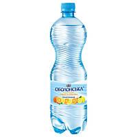 ОБОЛОНЬ Мін вода 1л Лим.+Апельс.