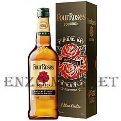 Віскі Four Roses (Фо Роуз) 40%, 1 літр