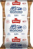 Молоко Ферма ультрапаст.2,5%  900гр