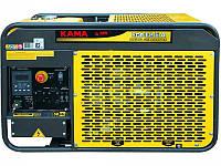 Генератор дизельный Kama KDE12EА3 (8.8 кВт, 380 В)