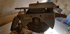 Торцовочная пила с рольганами OZCELIK 300 б.у., фото 2