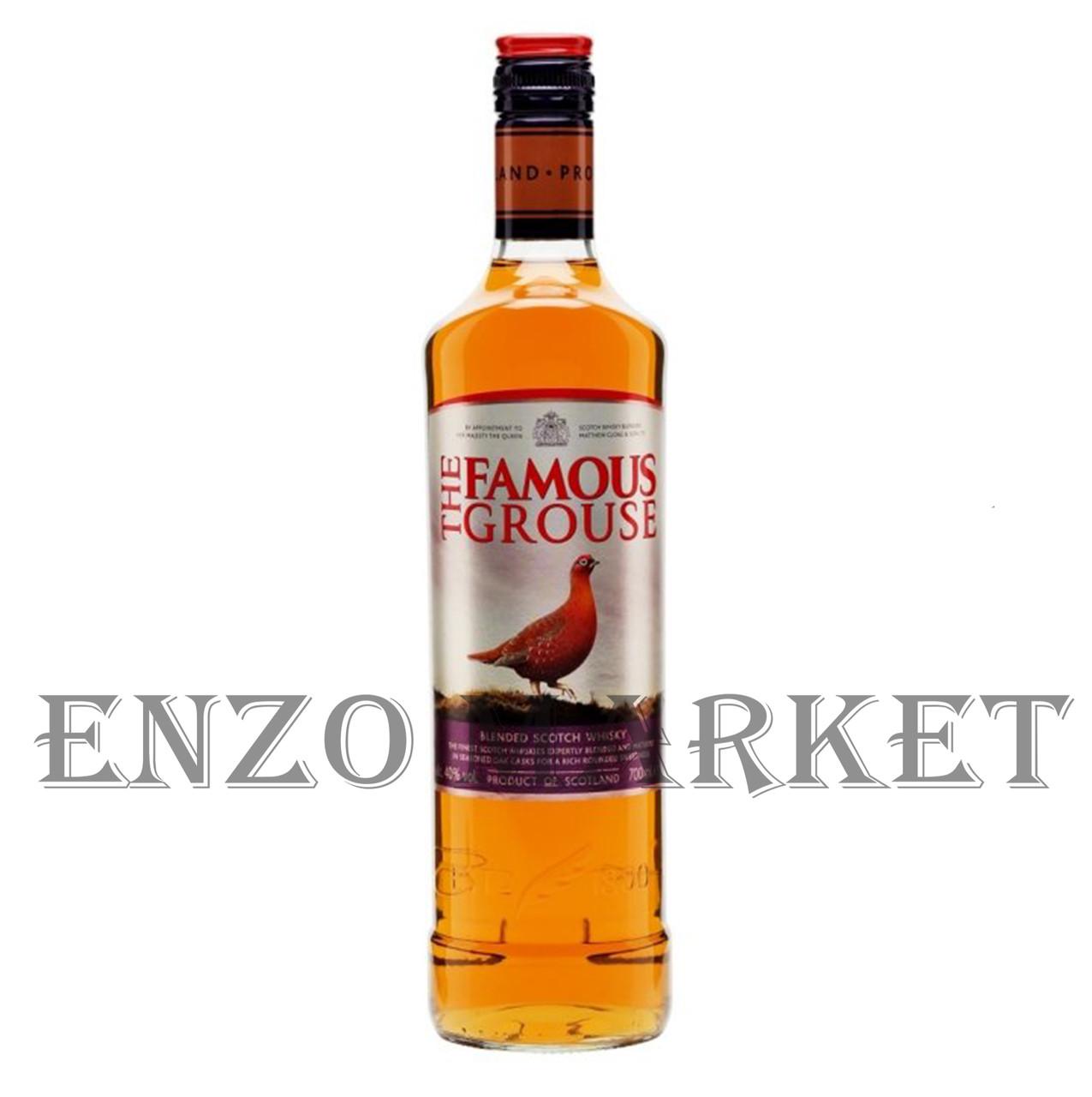 Виски Famous Grouse (Феймос Граус) 40%, 1 литр