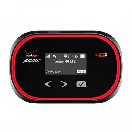 3G CDMA Wi-Fi роутер Novatel Jetpack MiFi 5510L с антенным выходом (Интертелеком), фото 2