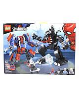 82129TL Конструктор Человек-Паук против Венома 516 деталей Супер Герои Спайдермен