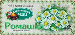 Карпатский Ромашка чай 20 ф/п