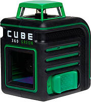 Нивелир лазерный линейный ADA CUBE 360 GREEN