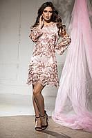 Летнее стильное вечернее платье от производителя, фото 1