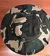 Шляпа с сеткой от комаров (100% хлопок), фото 2