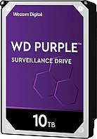 HDD SATA 10.0TB WD Purple 7200rpm 256MB (WD102PURZ)