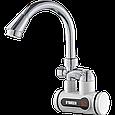 Проточный водонагреватель с душем Noveen IWH370 до 60°С, фото 2