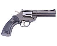 Сувенирный Револьвер-зажигалка с кобурой (Турбо пламя)