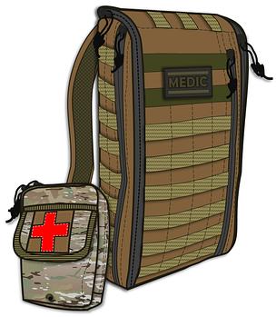 Медицинское снаряжение