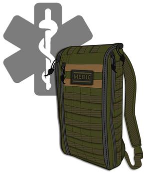 Медицинские рюкзаки