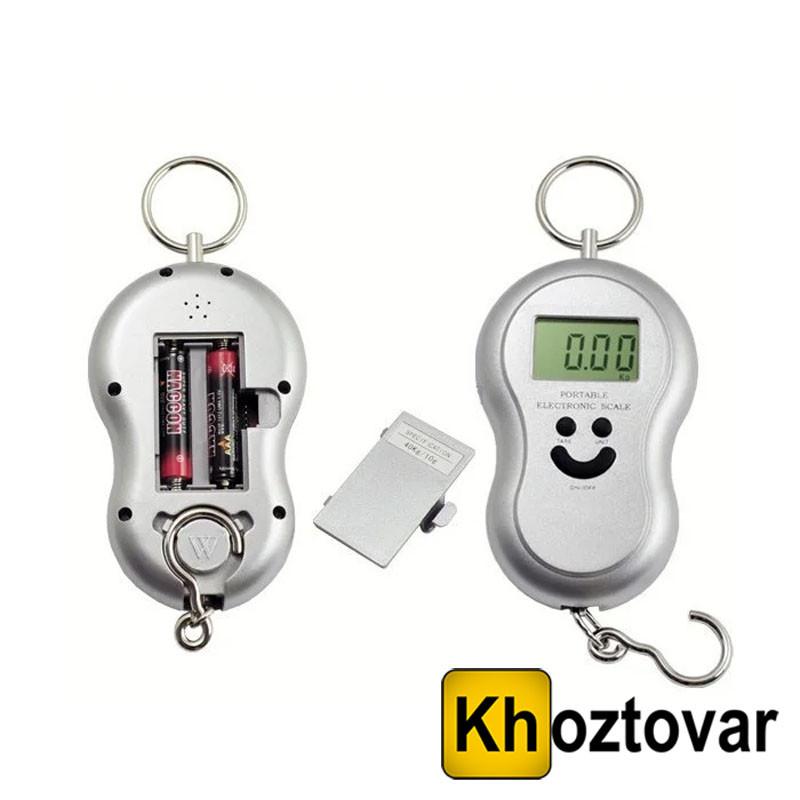 Кантер електронний цифровий   40 кг   Portable Electronic Scale