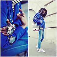 Синяя кожаная куртка - с чем носить (+ФОТО)