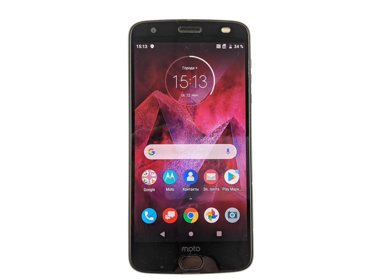 Motorola Moto Z2 Force XT1789-01 4/64Gb Black Grade B2 Б/У