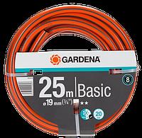 "Шланг GARDENA Basic д.19мм (3/4"") 25м"