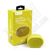 Колонка Bluetooth CELEBRAT SKY-3 желтая