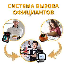 Системы вызова официантов