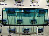 Лобовое стекло MAN TGS 41.480, кабина L, триплекс, фото 3