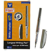 Ручка, шариковая, масляная 12,5 км Flair Writometer Jumbo № 871B, фото 1