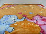 Плед детский флисовый 110х140, фото 2
