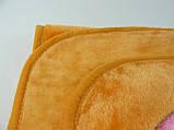 Плед детский флисовый 110х140, фото 4
