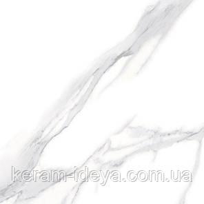 Плитка универсальная Megagres GPF6012 Carrara 60х60 белый 437352, фото 2