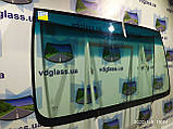 Лобовое стекло MAN TGX 33.540 кабина XXL, триплекс, фото 4