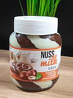 Крем шоколадный  Nuss Milk Польша 400г