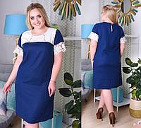 Оригинальное стильное летнее платье, фото 1