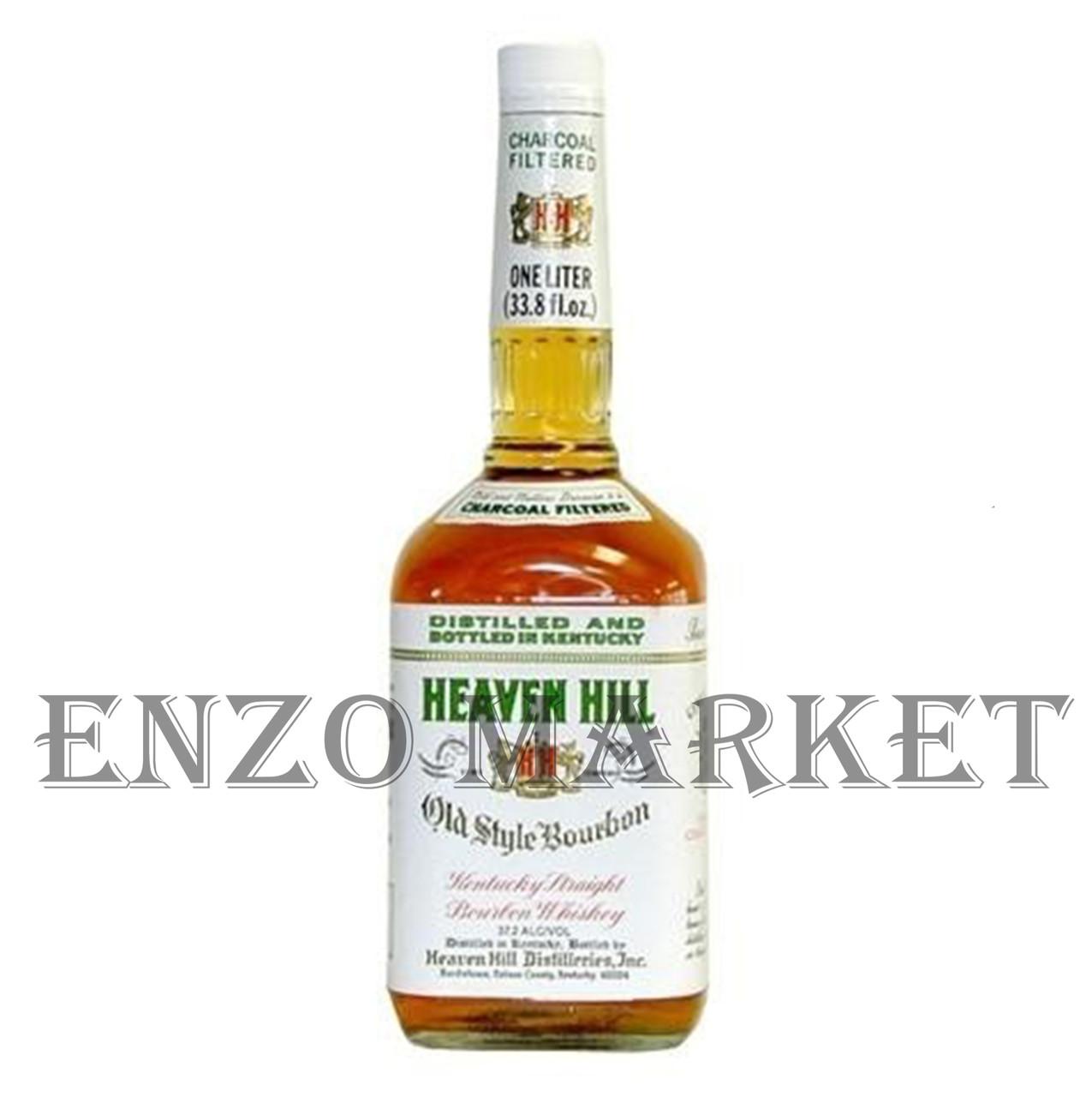 Виски Heaven Hill (Хивен Хилл) 40%, 1 литр